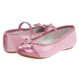New Stride Rite Seraphina Flat dress shoes pink